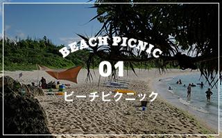 BEACH PICNIC|ビーチピクニック