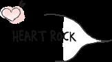 heart rock!