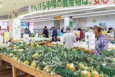 JAファーマーズマーケット写真