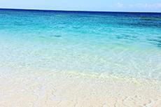 シークレットビーチ写真
